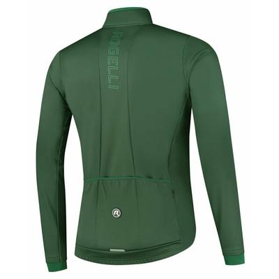 Pánská softshellová light bunda Essential zelená ROG351028, Rogelli