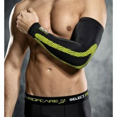 Kompresní rukáv Select Compression arm sleeves 6610 černá, Select