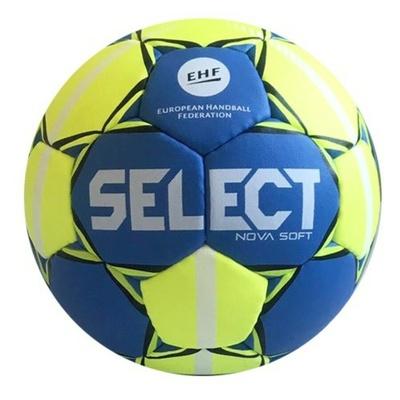 Míč na házenou Select HB Nova žluto-modrá, Select