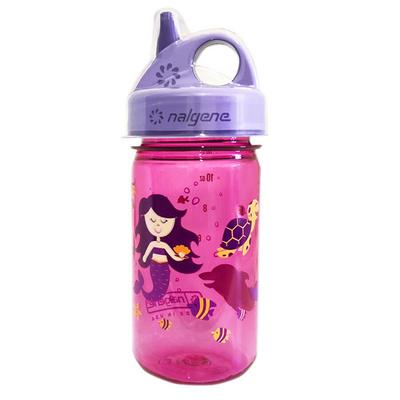 Láhev Nalgene Grip and Gulp pink/purple Mermaid, Nalgene
