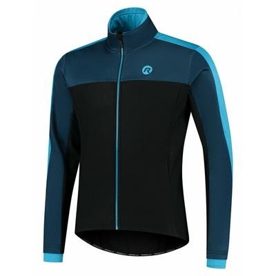Pánská zimní bunda Rogelli Freeze černo-modrá ROG351021, Rogelli