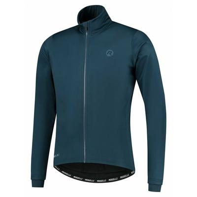 Pánská softshellová light bunda Essential modrá ROG351030, Rogelli