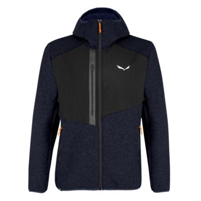 Pánská zimní bunda Salewa Fedaia AlpineWool navy blazer 28049-0910, Salewa