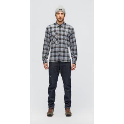 Pánské kalhoty Salewa Pez AlpineWool blue jeans 28116-8600, Salewa