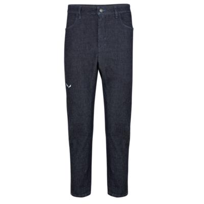 Pánské kalhoty Salewa Pez AlpineWool blue jeans 28116-8600