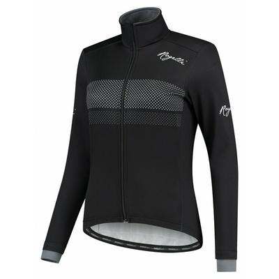 Dámská zimní bunda Rogelli Purpose černá-bílá ROG351083, Rogelli
