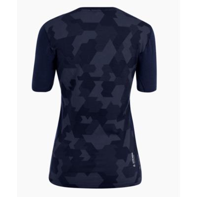 Dámské termo tričko Salewa Cristallo warm merino responsive navy blazer 28208-3960, Salewa