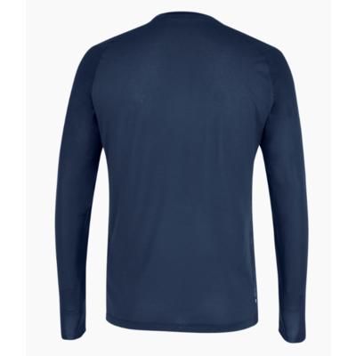 Pánské termo tričko Salewa Seceda Dry long sleeve tee navy blazer 28243-3960, Salewa