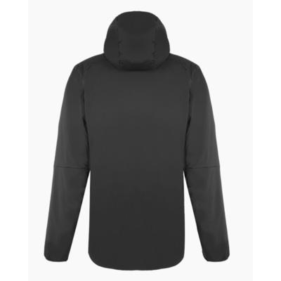 Dámská zimní bunda Salewa Ortles Tirolwool Responsive stretch hooded black out 28248-0910, Salewa