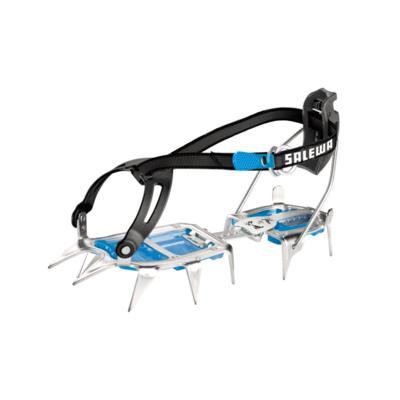 Mačky Salewa Alpinist Alu Combi steel blue 812-0999, Salewa