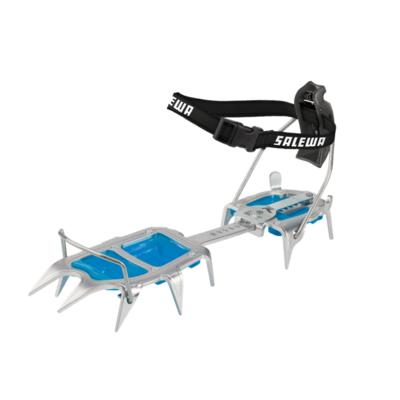 Mačky Salewa Alpinist Alu Combi steel blue 813-0999, Salewa