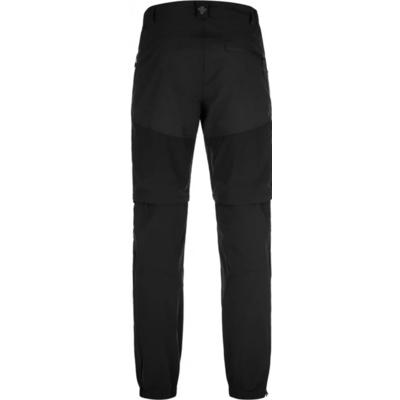Pánské technické outdoorové kalhoty Kilpi HOSIO-M černé, Kilpi