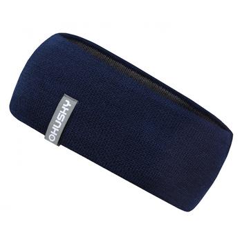 Pánská merino čelenka Merband 1 modrá, Husky