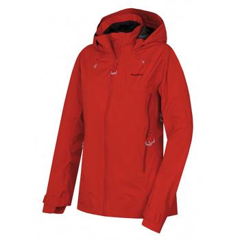 Dámská outdoor bunda Husky Nakron L červená, Husky
