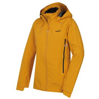 Dámská outdoor bunda Husky Nakron L žlutá, Husky