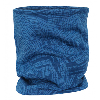 Multifunkční merino šátek Husky Merbufe modrá, Husky