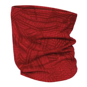 Multifunkční merino šátek Husky Merbufe červená, Husky