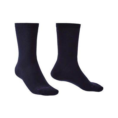 Ponožky Bridgedale Liner Thermal Liner Boot X2 navy/428