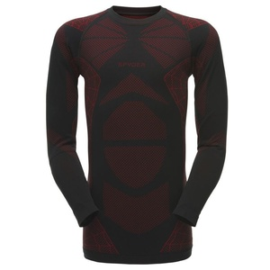 Nátělník Spyder Men`s Captain (Boxed) Seamless L/S 181062-018, Spyder