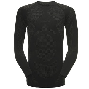 Nátělník Spyder Men`s Captain (Boxed) Seamless L/S 181062-001, Spyder