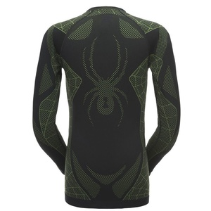 Nátělník Spyder Men`s Captain (Boxed) Seamless L/S 181062-019, Spyder