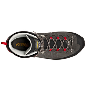 Boty Asolo Traverse GV MM graphite/red/A619, Asolo