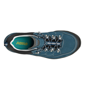 Boty ASOLO Falcon Low Lth GV ML indian teal/A927, Asolo