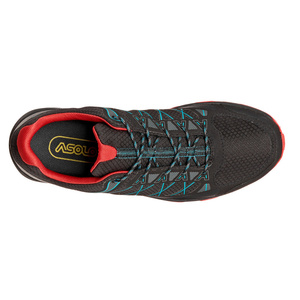 Boty Asolo Grid GV MM black/red/A392, Asolo