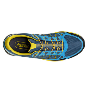 Boty Asolo Grid GV MM indian teal/yellow/A898, Asolo