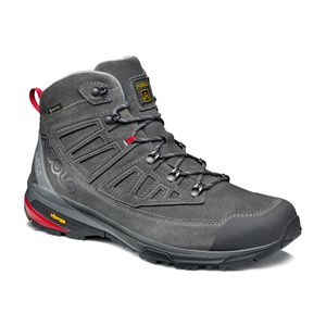 Pánské zimní boty Asolo Oulu GV MM graphite/red/A619, Asolo
