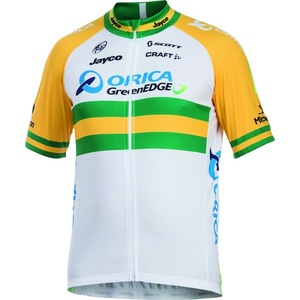 Pánský cyklistický dres Craft Orica GreenEdge 1903447-3900, Craft