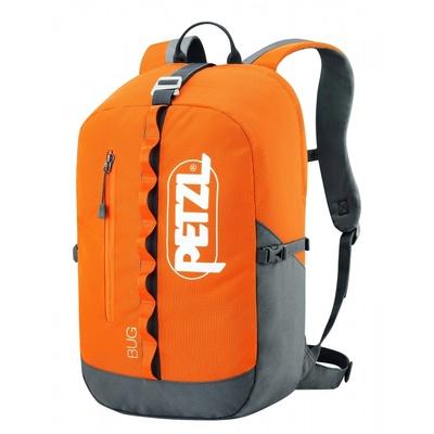Lezecký batoh PETZL Bug 18 l oranžový