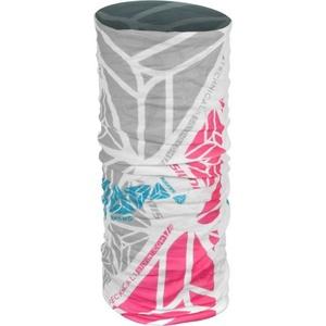 Nákrčník Silvini Motivo UA508 white-pink, Silvini