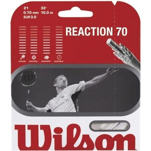Výplet Wilson REACTION 70, Woly Sport