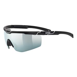 Sportovní brýle Uvex SPORTSTYLE 117 Black Mat White (2816) , Uvex