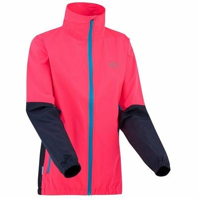 Dámská větruodolná bunda Kari Traa Nora Jacket růžová