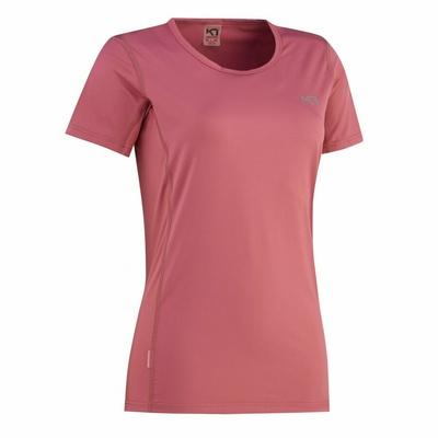 Dámské triko Kari Traa Nora Tee 622638, růžová