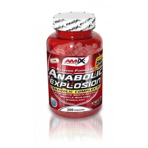 Amix Anabolic Explosion 200 kapslí, Amix