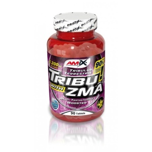 Amix Tribu 90% - ZMA® 1200mg, 90 tablet