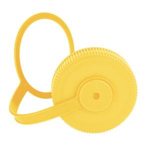 Náhradní víčko NALGENE Wide-Mouth 63mm yellow, Nalgene
