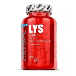 Amix L-Lysine 600mg 120 kapslí, Amix