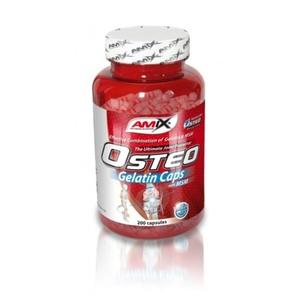 Amix Osteo Gelatin + MSM Caps 200 kapslí, Amix
