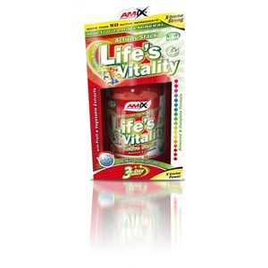 Amix Life's Vitality Active Stack 60 tablet BOX, Amix