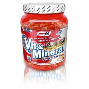 Amix Super Vit&Mineral Pack 30 sáčků, Amix