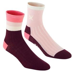 Ponožky Kari Traa Storeta Sock 2PK Jam, Kari Traa