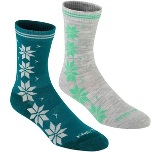 Ponožky Kari Traa VINST WOOL SOCK 2PK Lak, Kari Traa