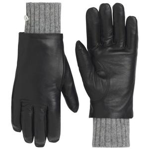 Dámské kožené rukavice Kari Traa Gjerde Black, Kari Traa