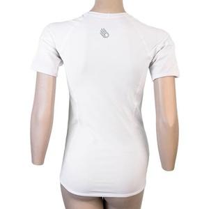 Dámské triko Sensor Coolmax TECH kr.rukáv bílá 20100022, Sensor