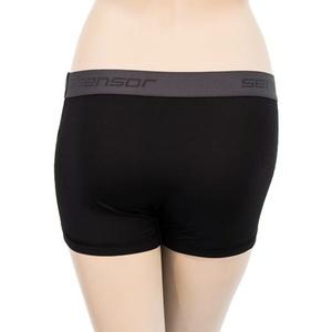 Dámské kalhotky Sensor COOLMAX TECH černá 20100027, Sensor