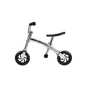 Odrážedlo Micro G-Bike Chopper Silver, Micro